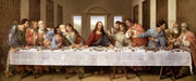 Mini Mosaic Kit: Last Supper 50x120cms(KMMNAT)