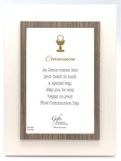 Communion Gift: Photo Frame(PLC5057)