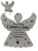 Angel Plaque: Communion (PL8079)