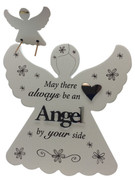 Angel Plaque: Angel By Your Side (PL8072)