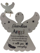 Angel Plaque: Guardian Angel (PL8075)