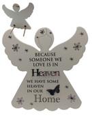 Angel Plaque: Angel in Heaven (PL8076)
