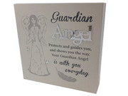 Plaque: Guardian Angel (WB7329)