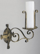Wall Mount: Sanctuary Lamp Holder (CW2548)