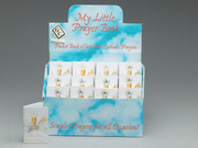 Display Box(120): My Little Prayer Book (BK4255)