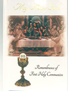 Children's Missal: 1st Communion Symbol (BK4228S)