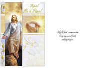 Greeting Cards: Easter Jesus(pack 6)(CDE14000)