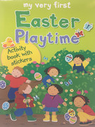 Children's Sticker Book: Easter Playtime (0745962818)