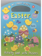 Children's Sticker Book: Carry-a-long Easter (0745962900)