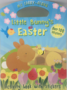 Children's Sticker Book: Carry-a-long Little Bunny Easter (0745964409)