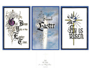 Small Greeting Cards: Easter (pack 12)(CDE85708)