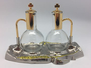 Cruet Set, Bi-colour (CW501)