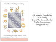 Communion Cards (Pk 6): Special Girl(CD13304)