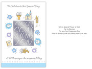 Communion Cards (Pk 6): Special Boy(CD13309)