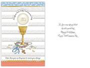 Communion Cards (Pk 6): Symbols(CD13305)