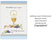 Communion Cards (Pk 6): Symbols(CD13310)