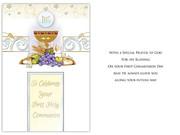 Communion Cards (Pk 6): Symbols (CD13314)