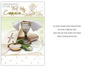 Communion Cards (Pk 6): Symbols (CD13315)