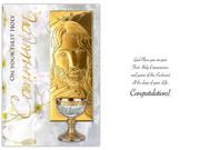 Communion Cards (Pk 6): Jesus & Chalice (CD13313)