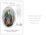 Packet Cards (6): Sympathy Religious  (CD13611)
