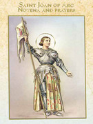 Novena Prayer Book: Joan of Arc