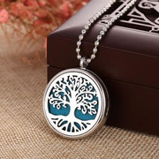 Oil Diffuser Necklace: Tree of Life (JE2200T)