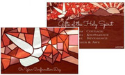 Laminated Holy Cards (each): Confirmation Gifts (LCF002)