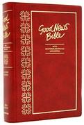 Bible: Good News Catholic Edition RED (Vinyl cover)