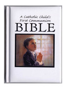 Children's Bible: Catholic First Communion Boy(0882712192)