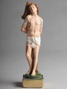 Plaster Statue: St Sebastian 30cm (ST3099)