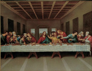 Copy of 10 x 8 Print: Last Supper #1 (PI10X813)