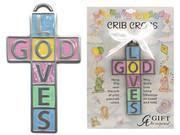 Crib Medal: God Loves (CM9)