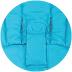 Blue color kit