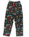 Happy Camper Unisex Pajama Bottoms