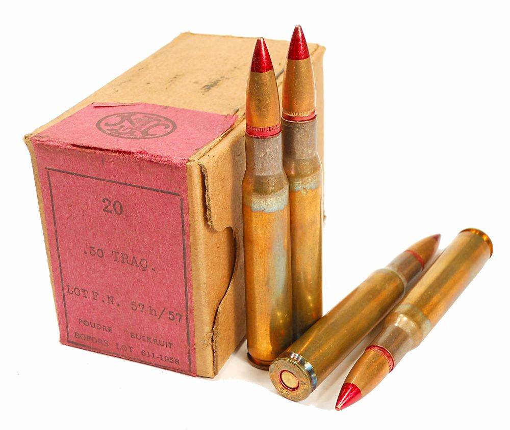 30-06 FN Tracer 20 Round Box