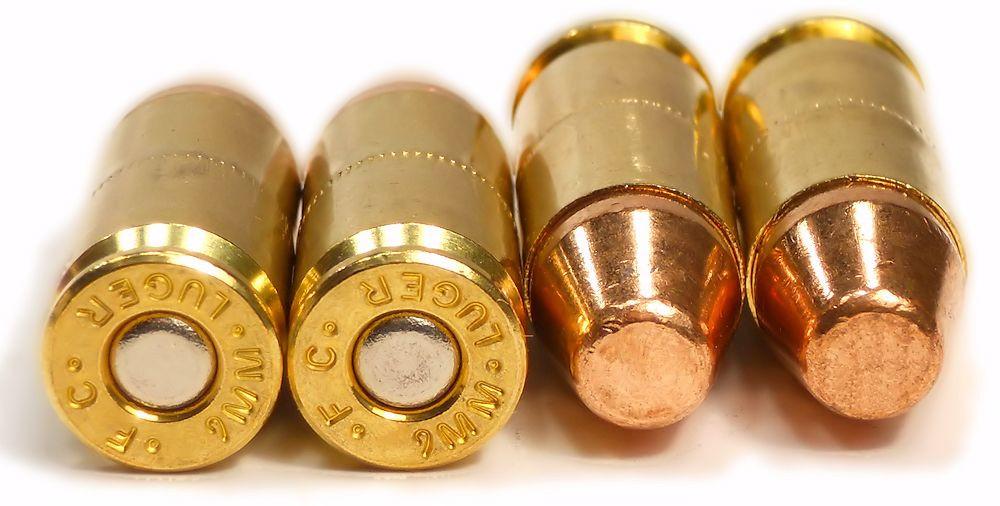 9mm 9x19 Ammo 147gr FMJ FP Federal American Eagle (AE9FP) 50 Round Box