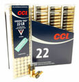 22LR Ammo CCI Green Tag Competition 40gr LRN (0033) 500 Round Box