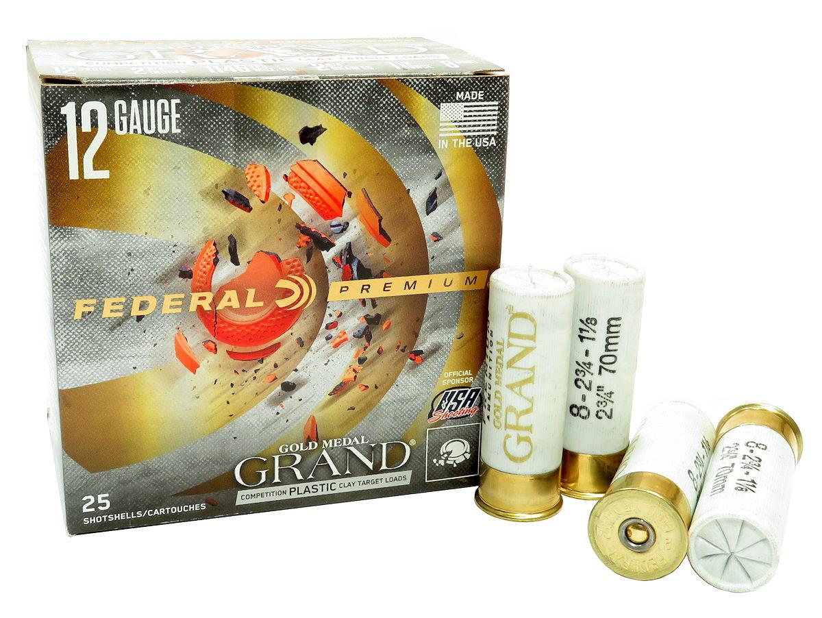 12 Gauge Ammo 2 3/4