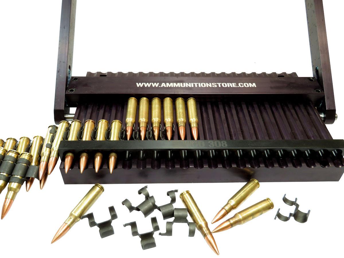 308 7 62x51 Ammo Belt Linker M60, M134, M240 Machine Guns