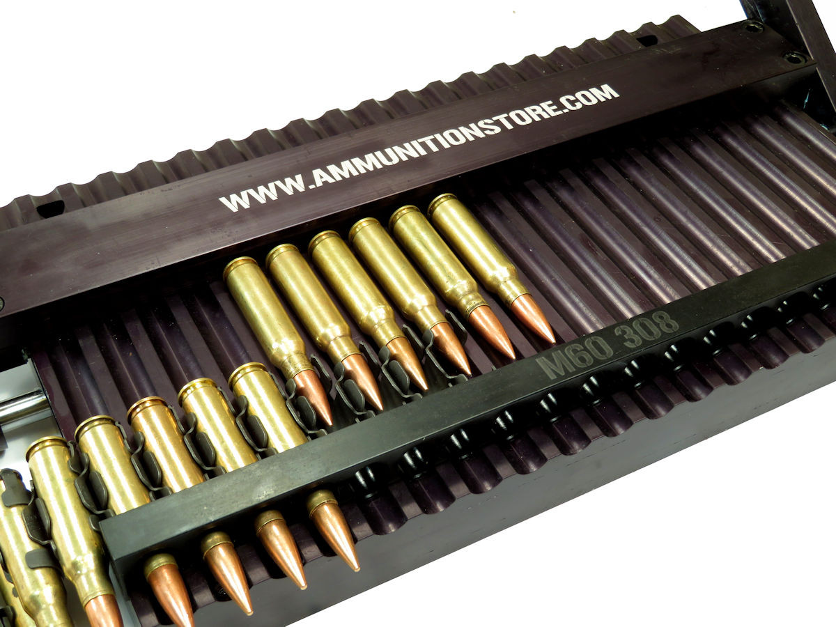 308 7 62x51 Ammo Belt Linker M60, M134, M240 Machine Guns