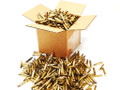 223 5.56mm Military Lake City Once Fired Brass Cleaned Box