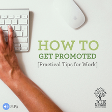 How To Get Promoted - MP3