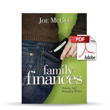 Family Finances - Digital Book