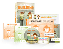 Marriage Building 101 Class Kit (Materials for a class of 10)