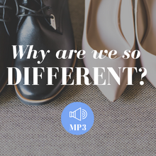 Why Are We So Different? (Marriage)