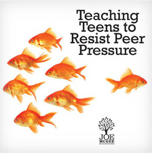 Teaching Teens to Resist Peer Pressure - MP3 Series