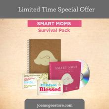 SMART MOMS Survival Kit - Limited Time Special Offer