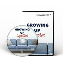 Growing Up Together — DVD [Includes MP3]