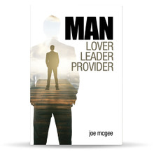 Man: Lover, Leader, Provider - Book