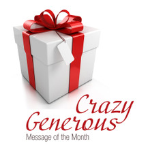 Crazy Generous | December 2018 MOTM